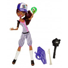 Кукла Монстер Хай Клодин Вульф Монстры Спорта Monster High Clawdeen Wolf Ghoul Sports