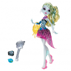 Кукла Монстер Хай Лагуна Блу Вечеринка в Горошек Monster High Lagoona Blue Dot Dead Gorgeous 45628-04 ga-58287530