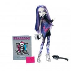 Кукла Монстер Хай Спектра Вондергейст День Фотографии Monster High Spectra Vondergeist Picture Day