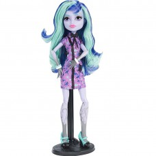 Кукла Монстер Хай Твайла Новый Скарместр Monster High Twyla New Scaremester