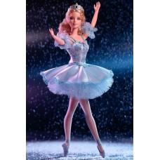 Кукла барби снежинка балерина