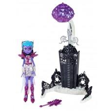 Кукла монстер хай Астранова и станция Monster High Boo York Floatation Station and Astranova