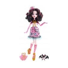 Кукла Монстер Хай Дракулаура Кораблекрушение 43 см с питомцем - Monster High Shriekwrecked Ghouls Draculaura