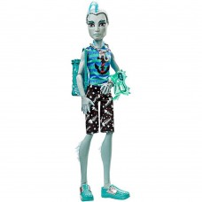 Кукла монстер хай Гилл кораблекрушение - Monster High Shriek Wrecked Gillington Gil Webber