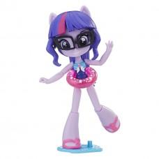 Кукла шарнирная Твайлайт Спаркл Пляжная коллекция, девочки Эквестрии, Моя Маленькая Пони - My Little Pony Hasbro