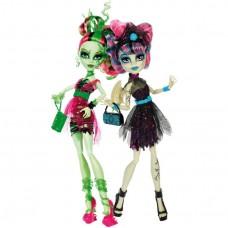 Куклы Монстер Хай Рошель и Венера Зомби Шейк Monster High Rochelle&Venus Zombie Shake