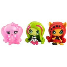 Куклы монстер хай минис Дракулаура , Венера , Тореляй - Monster High Minis Getting Ghostly