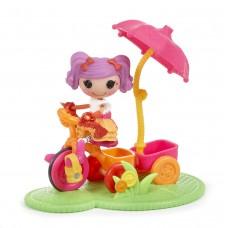 Лалалупси - смешинка на велосипеде
