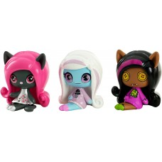 Монстер хай минис Эбби , Кетти . Клодин -Monster High™ Minis 3-Pack