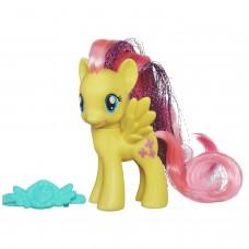 Моя Маленькая Пони Радужная Сила Флаттершай My Little Pony Rainbow Power Fluttershy Figure Doll