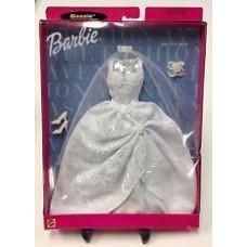 Набор одежды для Коллекционной Барби Невесты свадебный 2000 года