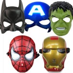 Маски супергероев