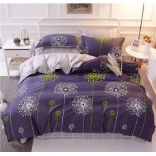 Постельное белье - 2-спальный комплект Бязь 1004: пододеяльник 175х210 см, простынь и 2 наволочки 50х70 см