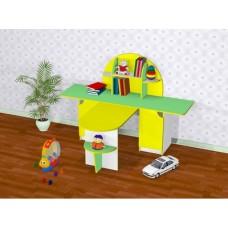 Игровой Стол для изобразительного искусства с творческой зоной для детсадов и начальной школы 160х120х110 см 61724-19 W372