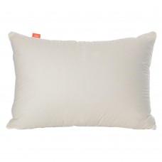Подушка Антиаллергенная Relax: микрофибра и наполнитель силиконизированное волокно средняя жесткость 70х70 см