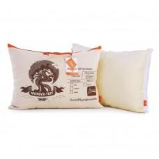 Подушка Magic Medium антиаллергенная: искусственный Лебяжий пух, среднежесткая, с воздушным клапаном 50х70см