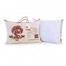 Подушка Magic Soft антиаллергенная: искусственный Лебяжий пух, мягкая, с воздушным клапаном 50х70см