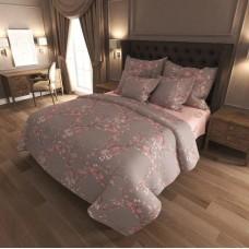 Постельное белье - 2-спальный комплект Бязь 1001: пододеяльник 175х210 см, простынь и 2 наволочки 70х70 см