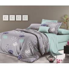 Постельное белье - 1.5-спальный комплект Бязь 1003: пододеяльник 145х210 см, простынь и 2 наволочки 70х70 см