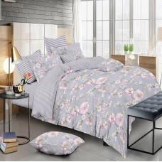Постельное белье - 2-спальный комплект Бязь 1007: пододеяльник 175х210 см, простынь и 2 наволочки 70х70 см
