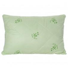 Подушка Бамбук классик с искусственным бамбуковым волокном, антиаллергенная, средняя жесткость 70х70 см