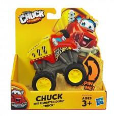 Машинка Грузовик Чак, подвижная, раскачивающаяся, высота 10 см Чак и его друзья - Chuck Playskool Tonka Hasbro