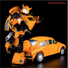 Трансформер Бамблби 19 см из мс Мастерпис - Bumblebee MP21, Masterpiece, Kubianbao