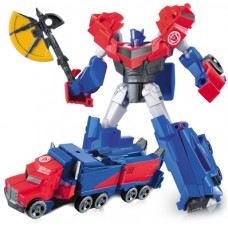 """Оптимус Прайм """"Роботы под прикрытием"""" - Optimus Prime, RiD, Weijiang"""