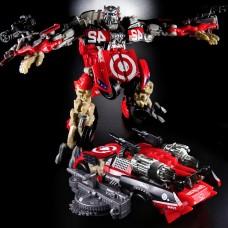 Робот-трансформер Лидфут, КО версия, Делюкс 15 см - Transformer, Leadfoot, KO, Deluxe