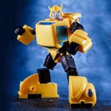 Игрушка для мальчиков Трансформер Бамблби, Агент Шмель, 10см - Transformer, Bumblebee, Agent Hornet, KuBianBao