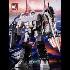 Детская Игрушка для мальчиков Робот-Трансформер Мегатрон, Осада, 22 см - Transformers, Megatron, Siege, BPF Toy