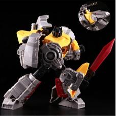 Робот-трансформер-конструктор, G1, Гримлок - Transformer-construcktor, KBB, G1, Grimlock