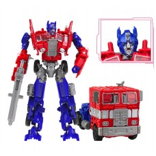 Игрушка для мальчиков Робот-Трансформер Оптимус Прайм Деформация 18 см - Optimus Prime, TF4, Deformation, KuBian