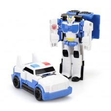 Игрушка Стронгарм с трансформацией 1-шаг 11см из мс Роботы под прикрытием