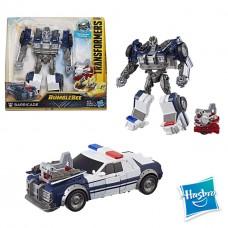 Робот-трансформер,Баррикейд,Нитро Зажигание- Barricade,Hasbro, Transformers Bumblebee, Igniters Nitro Series