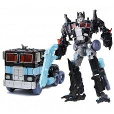 Игрушка Оптимус Прайм черного цвета 18СМ - Black, Optimus Prime, TF4, Deformation, KuBianBao