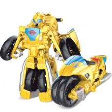 Игрушка для мальчиков Робот-Трансформер Бамблби-Мотоцикл, Боты-спасатели, 11 см -  Transformers Rescue Bots