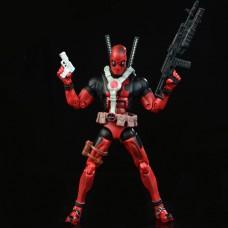 Реалистичная фигурка Дэдпула с набором аксессуаров, с подвижными частями тела, высота 15 см - Deadpool, Marvel 43171-02 az-rddpl