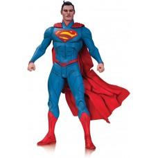 Фигурка Супермен с подвижными частями тела, высота 17 см - Superman, Designer Series By Jae Lee DC Comics