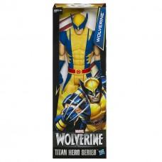 Большая игрушка Росомаха, коллекция «Титаны» - Wolverine, Titan Hero Series, Hasbro, 30 СМ 46103-02 az-A3321