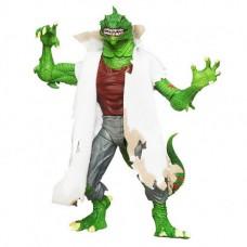 Игровая Фигурка Суперзлодея Ящер из фильма Человек-паук высота 15см для детей от 4 лет- Lizard, Marvel, Hasbro