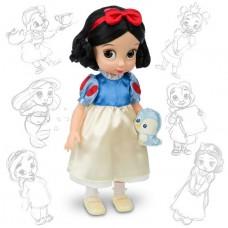 Коллекционная Игровая Кукла для девочек Белоснежка Дисней, высота 30 см, винил - Snow White, Disney Animators