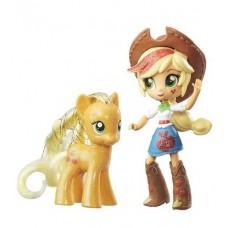 Игровой набор Эплджек пони и кукла Моя Маленькая Пони - My Little Pony Applejack Pony & Doll Set, Hasbro