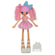 Игровая Кукла для девочек Лалалупси Облако Ангелочек 25 см с расческой-гребешком Lalaloopsy Girls Cloud E.Sky