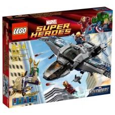 LEGO Super Heroes 6869 Quinjet Aerial Battle Воздушное сражение