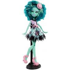 Кукла Монстер Хай Хани Свомп Страх-Камера-Мотор! с хлопушкой - Monster High Honey Swamp Frights Camera Action!