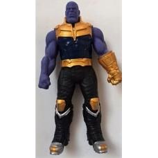 Игровая Коллекционная Фигурка Танос с подвижными частями Мстители Война бесконечности высота 30 см Thanos Marvel