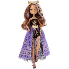 Кукла Монстер Хай Клодин Вульф 13 Желаний и фиолетовый восточный фонарик - Monster High Clawdeen Wolf 13 Wishes