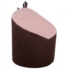 Бескаркасное Кресло Магнат со съемным чехлом и ручкой для переноски, наполнитель пенополистирол 80х80х100 см