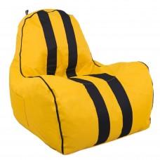 Бескаркасное кресло Феррари Max со съемным чехлом из ткани Оксфорд 600 D и ручкой для переноски 90х80х85 см